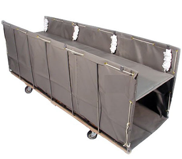 46a99d31520b Canvas Laundry Carts & Trucks | Craig Containers